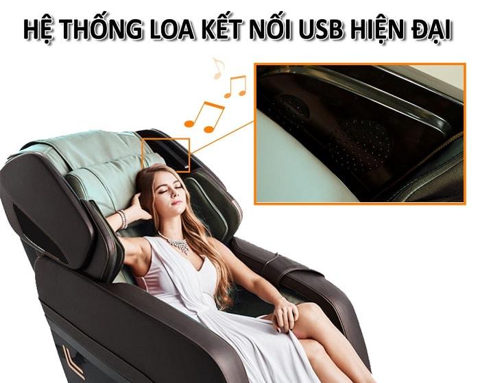 ghế massage 3d shika sk8918