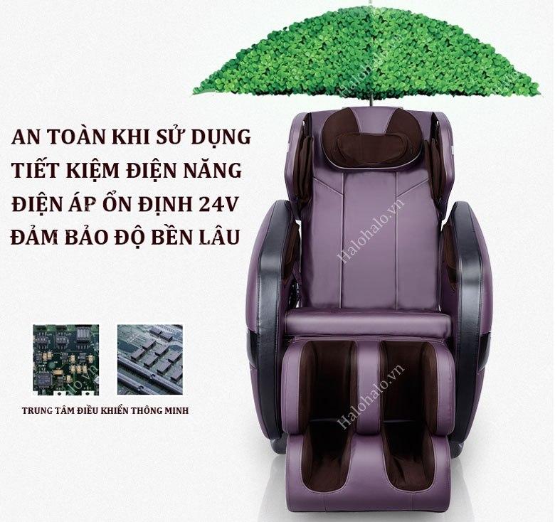Ghế massage toàn thân Shika SK-816