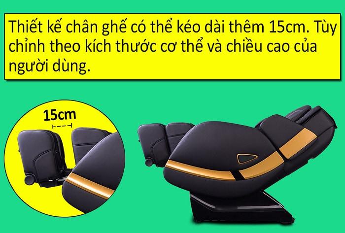 ghế massage toàn thân shika sk-8902
