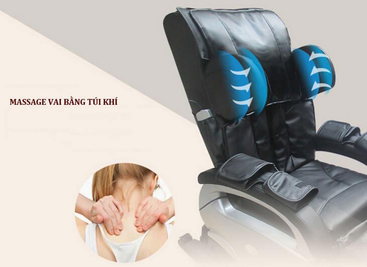 Ghế Massage toàn thân Shika SK-115