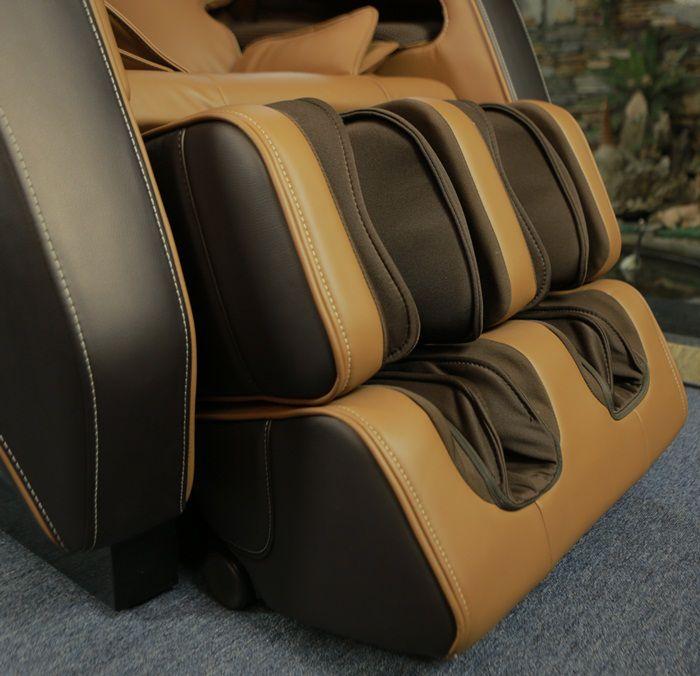 Ghế Massage 3D Shika SK-8924 mát xa chân
