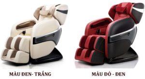Giới thiệu về ghế massage Shika