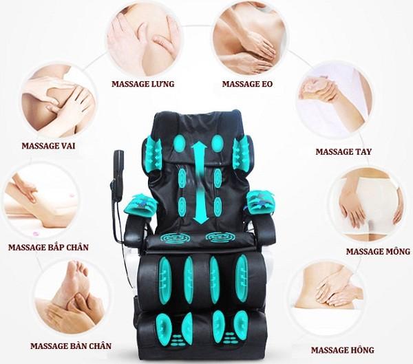 Ghế massage giá rẻ cho người già