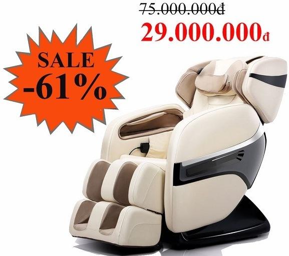 Ghế massage toàn thân chất lượng tốt