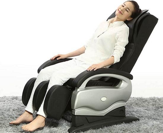 Ghế massage hàng chưng bày chất lượng cao