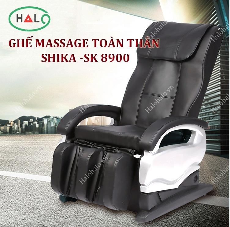 Mua ghế massage toàn thân tốt giá rẻ