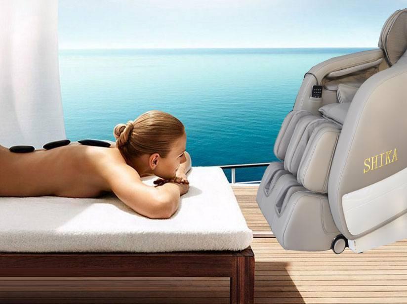 ghế massage toàn thân tốt cho thư giãn nghỉ ngơi