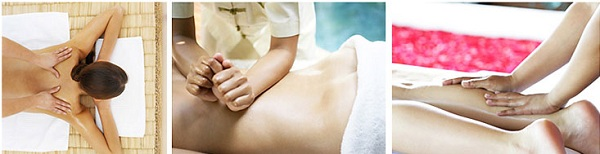 Nằm massage tốt cho sức khỏe