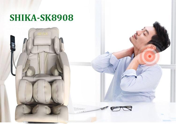 Tôi bị đau lưng nhức mỏi chọn ghế massage nào tốt