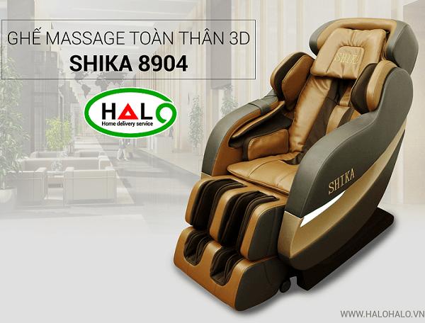 Ghế massage 3d Shika sk-8904