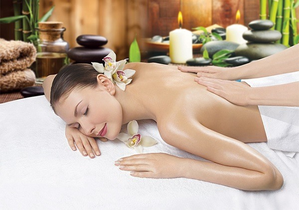 Ghế massage cũng giúp bạn tiết kiệm thời gian