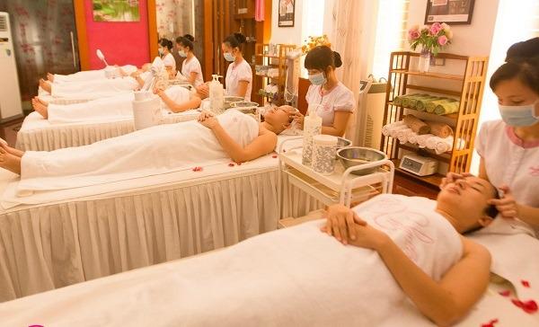 chương trình thực nghiệm ghế massage