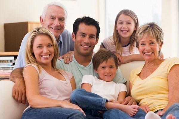 Mua ghế matxa cho gia đình