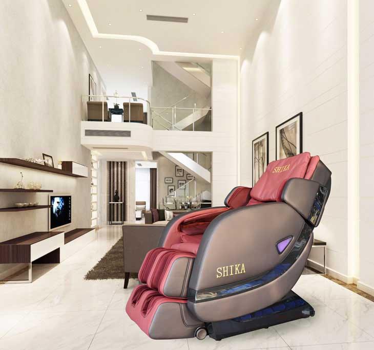 Đánh giá ghế massage toàn thân tốt