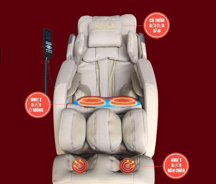 ghế massage cao cấp giá bao nhiêu tiền