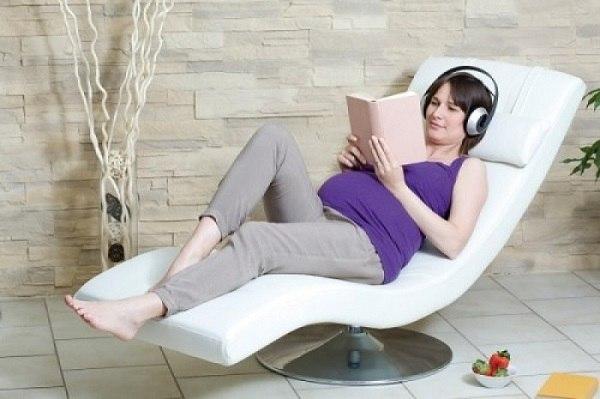 ghế massage cho bà bầu có tốt không?