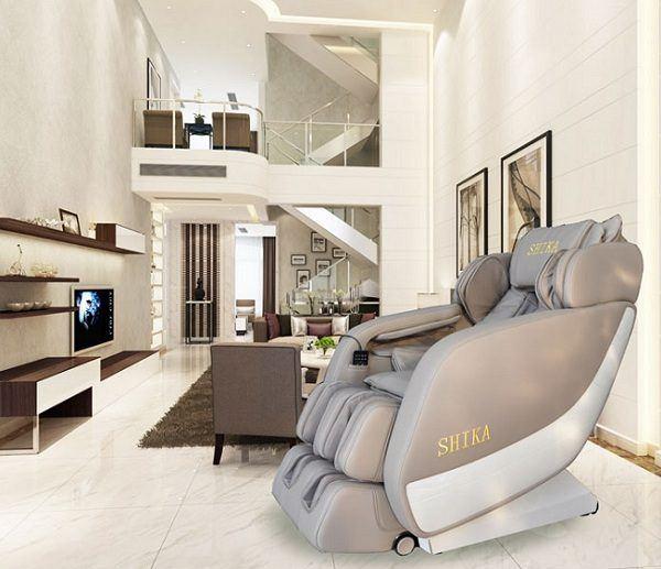 Ghế massage Shika dành cho người già
