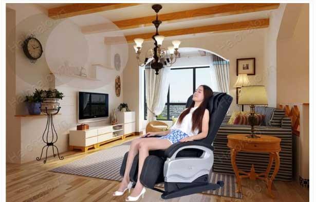 ghế massage giá rẻ có nên mua không