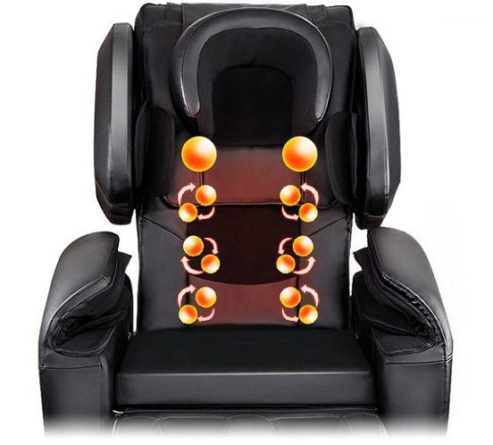 Ghế massage hồng ngoại và sự thật GIẬT MÌNH!