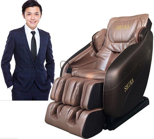 Ghế massage tặng sếp món quà đúng lúc