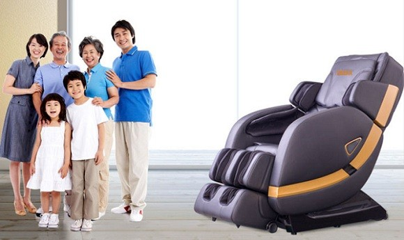 Chọn ghế massage Shika để trở thành người tiêu dùng thông thái
