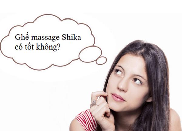 Ghế massage loại nào tốt?
