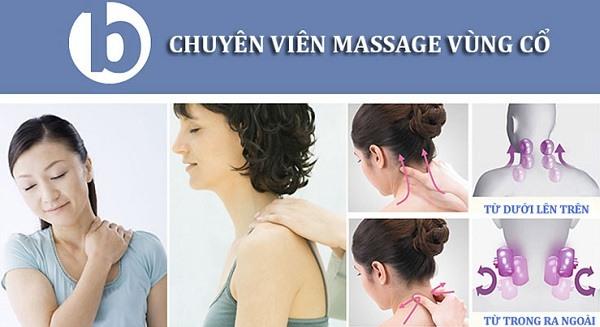 Tác dụng của ghế massage với sức khỏe