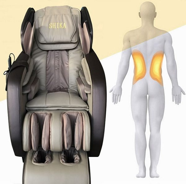 chọn mua ghế massage phù hợp với người cao tuổi
