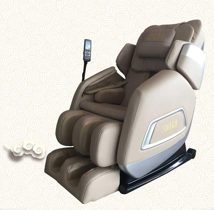 Ghế massage toàn thân Shika cảm nhận của khách hàng