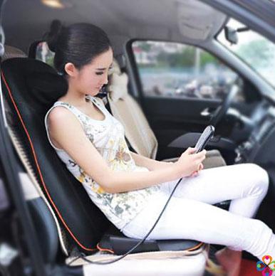 Ghế massage trên xe hơi loại nào tốt nhất