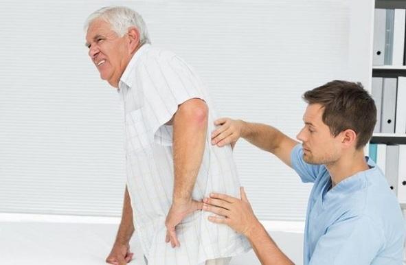 Ghế matxa giảm đau lưng nhanh chóng