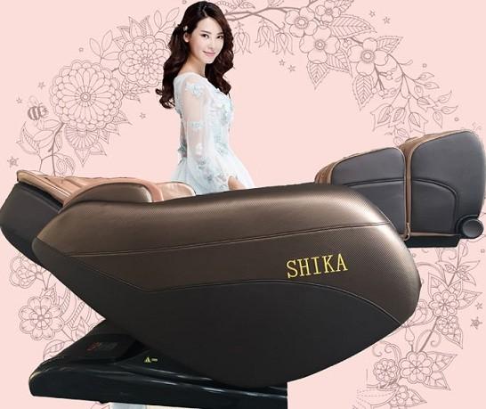 cô ấy chọn ghế massage Shika SK-8904 và lý do KHÔNG THỂ TIN ĐƯỢC