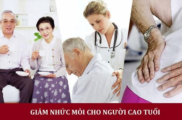 Ghế massage cho người già món quà tốt ý nghĩa