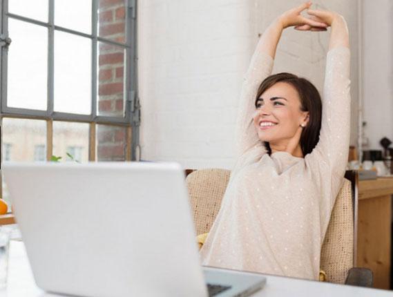 tác dụng ghế ngồi massage giảm căng thẳng