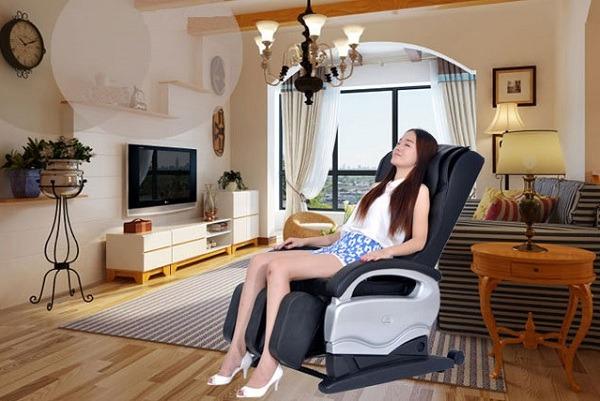 Ghế massage giá rẻ cho dân văn phòng