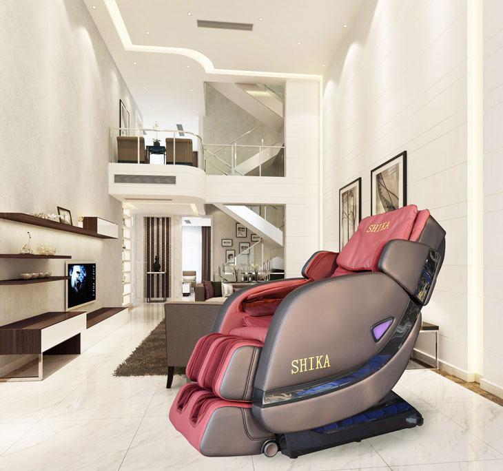 Hướng dẫn sử dụng ghế massage toàn thân đúng cách