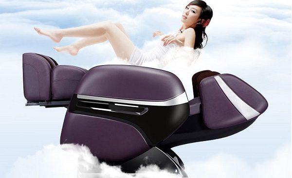 Ghế matxa toàn thân sẽ ôm trọn cơ thể