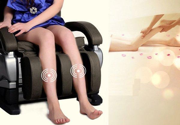 Dùng ghế massage giữ chồng thật là biện pháp