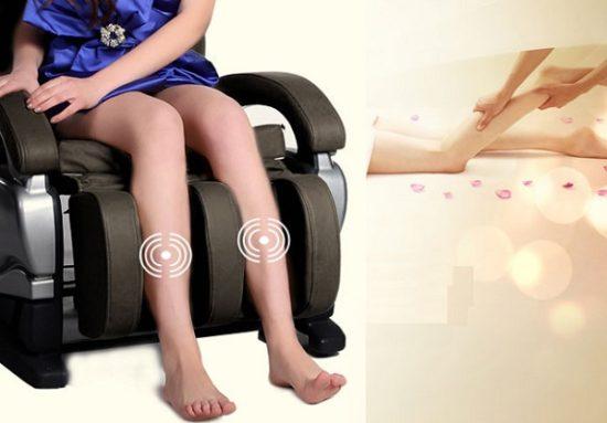 Làm đẹp bằng ghế massage đa năng và những hệ lụy không ngờ