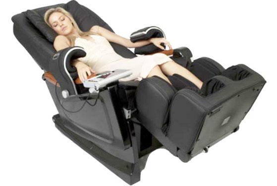 Sử dụng ghế massage toàn thân hiệu quả