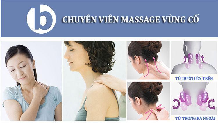 Tác dụng ghế massage toàn thân tốt nhất