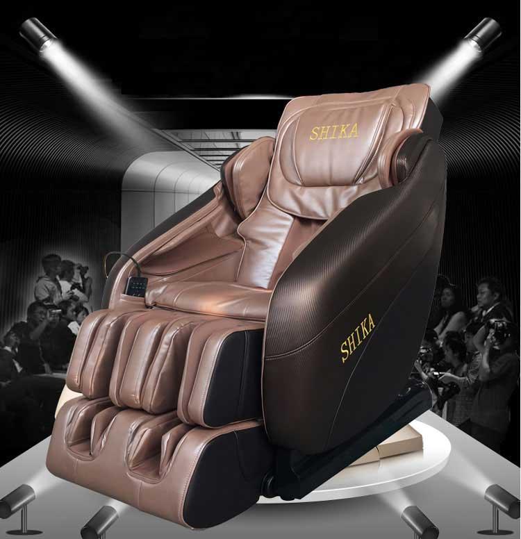 Thiết kế ghế massage cho người già