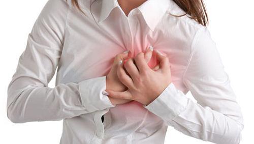 Bệnh tim không nên dùng ghế massage
