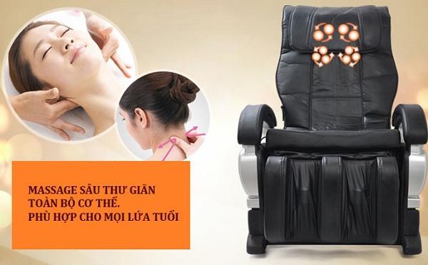 Cách chọn mua ghế massage tốt nhất