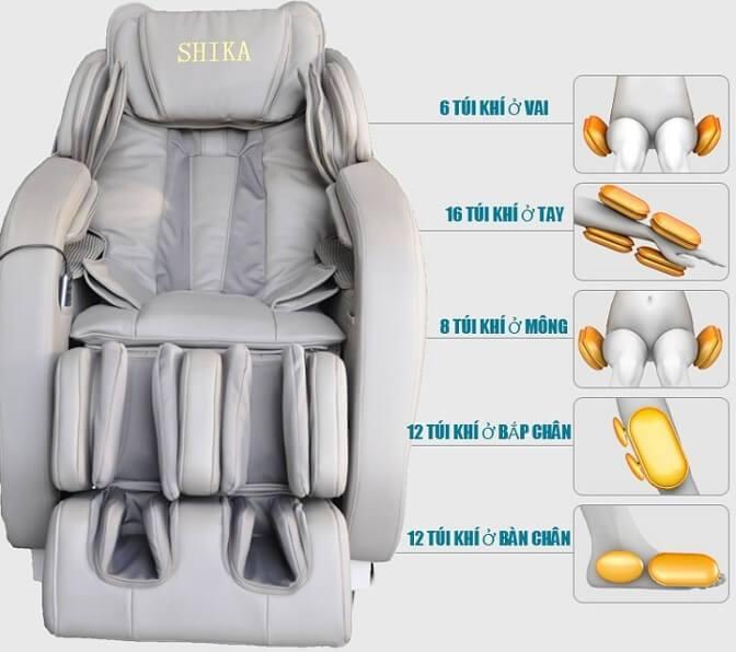 Ghế massage cho gia đình – các mẫu giá tầm trung