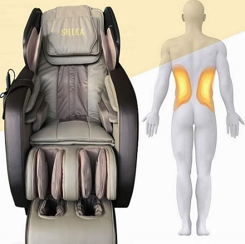Ghế massage có giá từ 70-80 triệu