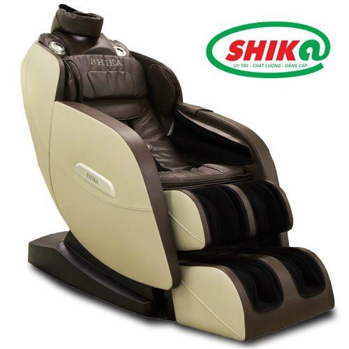 Ghế massage toàn thân 3D Shika SK-8930