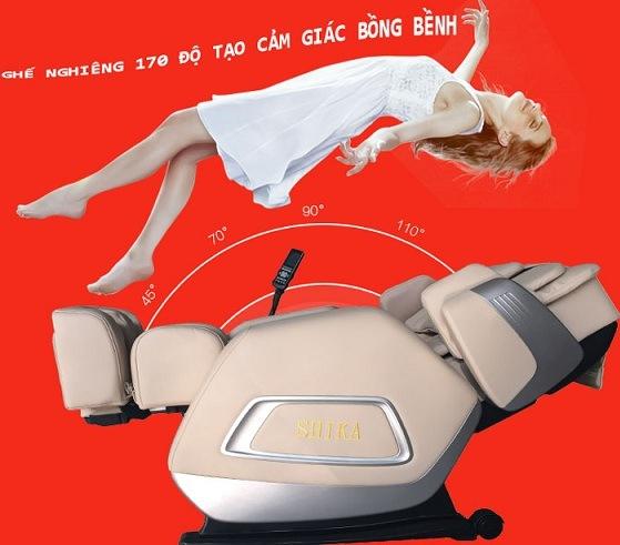 năng massage Vũ Trụ không trọng lượng là gì