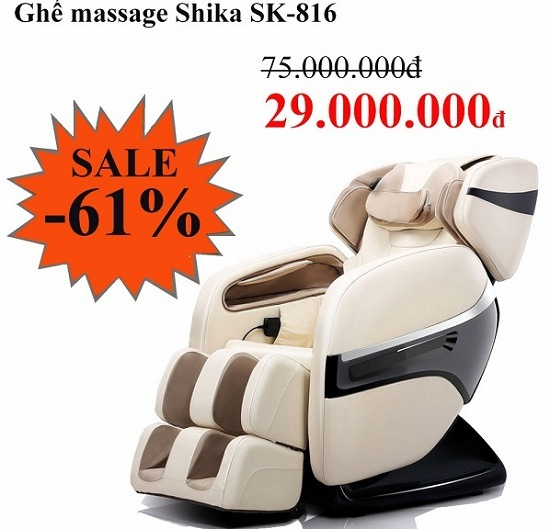 Làm thế nào để mua được ghế massage giá rẻ uy tín