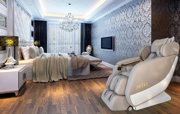 Phản hồi từ nhiều người dùng ghế massage shika
